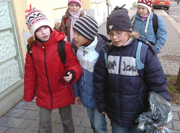 Děti ze tří čtvrtin ostravských škol měly v úterý volno