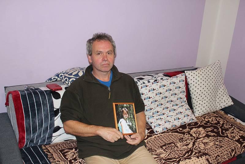 Se smrtí manželky se Pavel Pečinka stále nevyrovnal.
