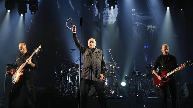 Legenda světové populární hudby Peter Gabriel v ostravské ČEZ Aréně.