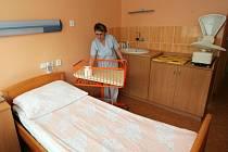Vítkovická nemocnice. Ilustrační foto.