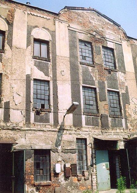 Jen málokdo už dnes ví, že na místě ostravské Galerie Mlejn kdysi stával Krupný mlýn Samuely-Wechsberg.