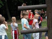 Příměstský dětský tábor v Ostravě-Jihu