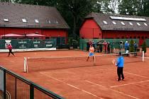 Tenisový turnaj pro neregistrované tenisty PRESTIGE CUP se konal ve Frýdku-Místku pošesté.