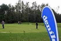 Golf Park Lhotka hostil turnaj Deník Cup.