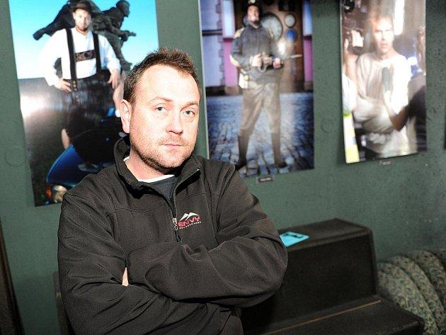 Martin Františák, autor hry Nevěsta, kterou také režijně nastudoval.