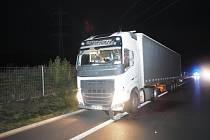 Kamion. Ilustrační foto.