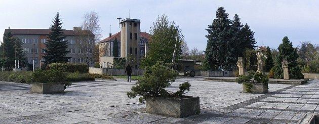 Osoblažský památník osvobození Rudou armádou