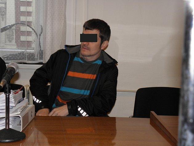 Obžalovaný (na snímku zjednání zroku 2016) ve čtvrtek ksoudu nedorazil.