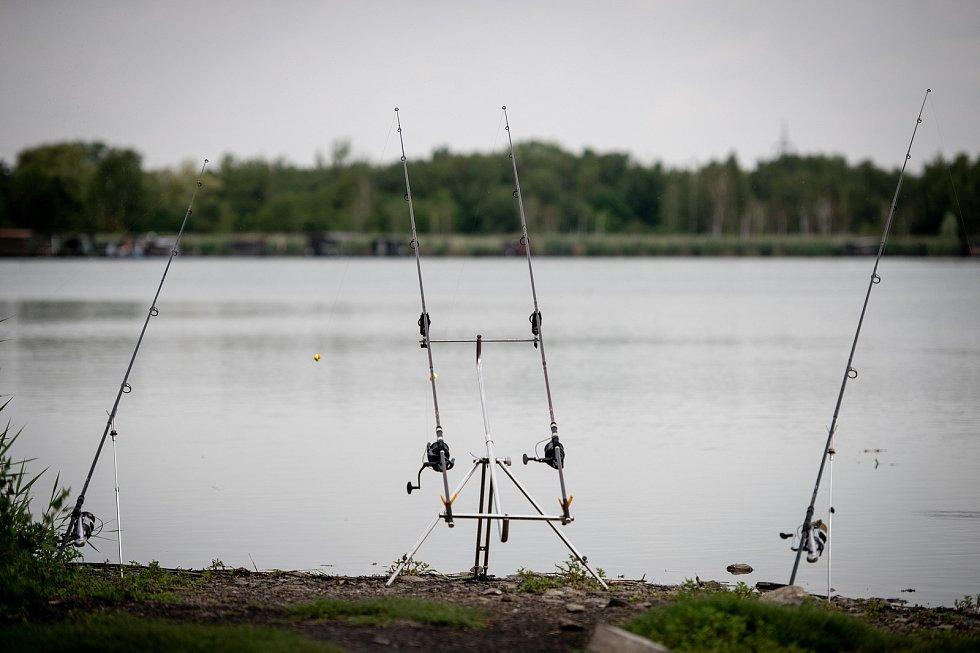 Rybaření. Ilustrační foto.