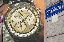 Cenu těchto hodinek vyčíslil majitel na 405 tisíc korun.