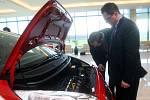 Nošovická automobilka Hyundai zahájila počátkem listopadu sériovou výrobu nového modelu Kia Venga.