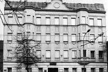 Dům č. p. 545 v Moravské Ostravě na Nádražní ul., kde díky Josefu Novákovi až do roku 1912 sídlila mateřská škola Matice ostravské.