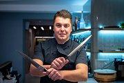 Majitel restaurace Gókaná Tomáš Polák.