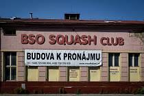 BSO squash club na Cihelní ulici v Ostravě, 15. srpna 2019.