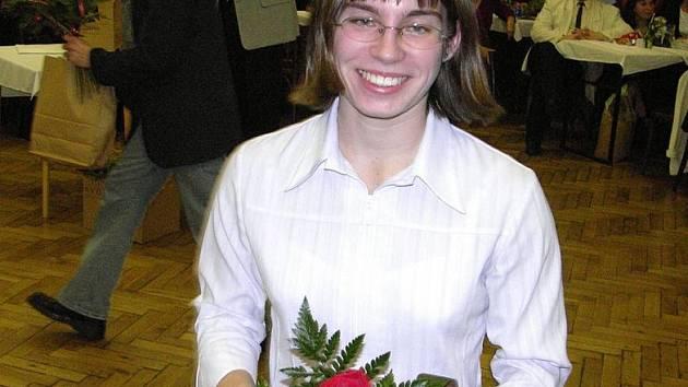 Alena Bajerová má další medaili.