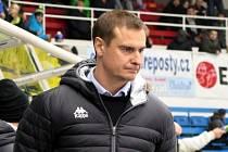 Trenér Martin Janeček