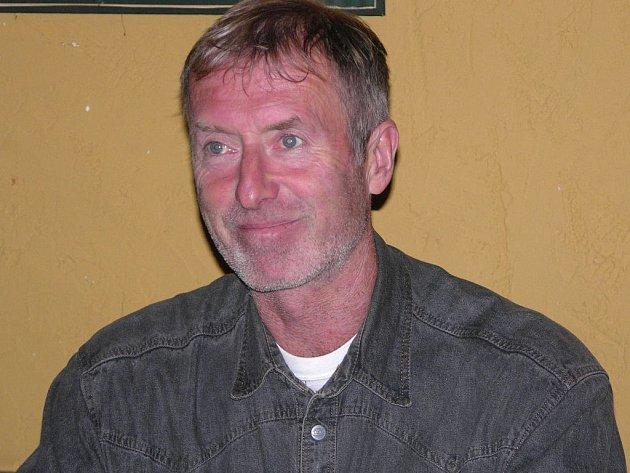 Jindřich Setikovský už nevede Draky v 1. lize, kvůli výsledkům týmu byl odvolán.