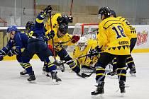 Hokejová juniorka Šumperku doma prohrála s Přerovem.