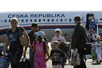 České rodiny z Kazachstánu do Šumperka nepřijdou.
