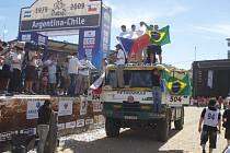 Posádka Dakaru se v sobotu představí v Moravičanech