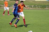 Fotbalisté Zábřehu zvládli důležité derby s Velkými Losinami. Rozhodovat ho musely až penalty.