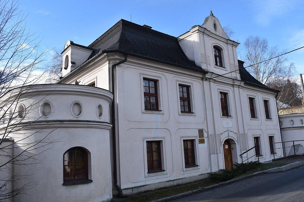 Město Javorník. Základní umělecká škola