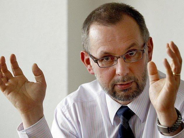 Bývalý ministr životního prostředí Ladislav Miko.
