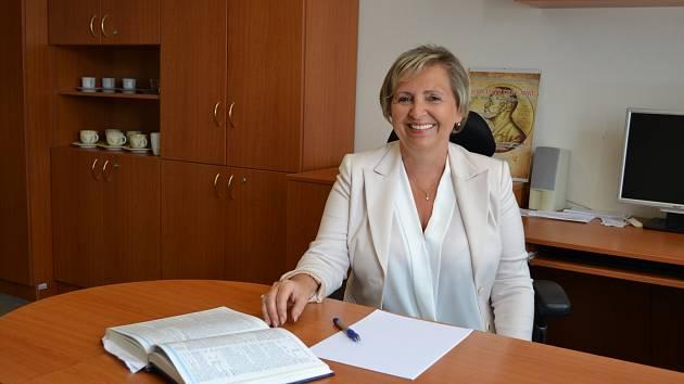 Primářka MUDr. Marie Urbánková