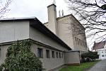 Vidnava - bývalý klášter.