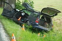 Nehoda u Žulové