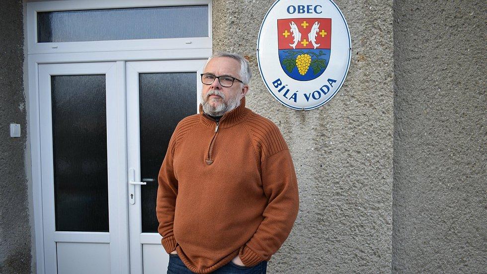 Bílá Voda - starosta Miroslav Kocián.