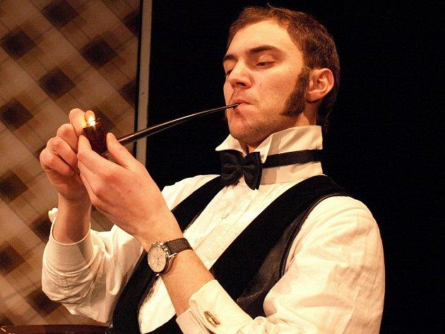 Případy Sherlocka Holmese uvede soubor Divalda Šumperk