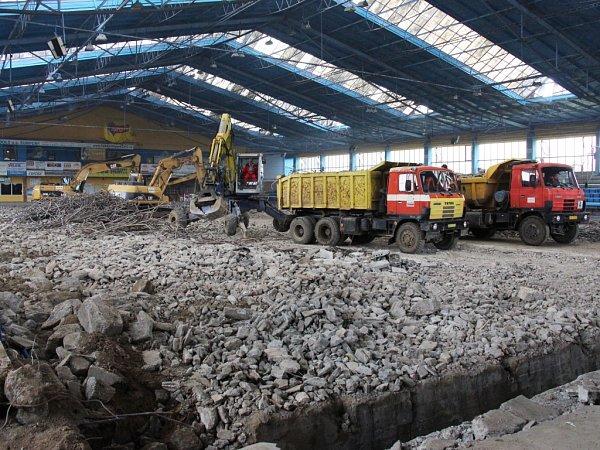 Rekonstrukce zimního stadionu vŠumperku
