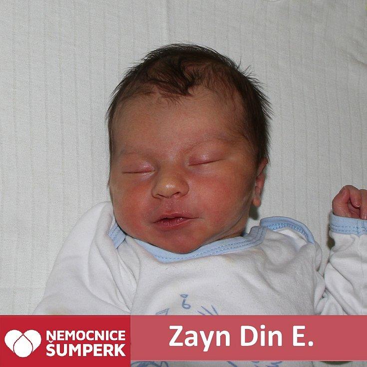 Zayn Din E.Šumperk