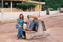 Jana Čižmářová ze Šumperka chce procestovat všechny bývalé portugalské kolonie. Naposledy navštívila Svatý Tomáš a Princův ostrov v Guinejském zálivu