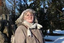 Šumperská fotografka Lenka Hoffmannová.