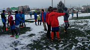 Tomáš Ujfaluši v Šumperku testoval mladé fotbalisty