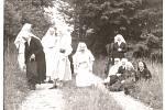 PROCHÁZKA PO KRAJI. Řeholní sestry na výletě po okolí Bílé Vody.