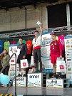 Šumperským běžcům za výkony pogratuloval starosta Tomáš Spurný.
