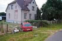 Řidič ujížděl v Mohelnici před policejní hlídkou a naboural.