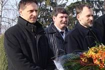 Zdeněk Kolář (vlevo) a Martin Paclík (vpravo)