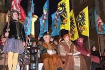 Slavnosti města připomínají významnou historickou událost, která se stala v Šumperku.