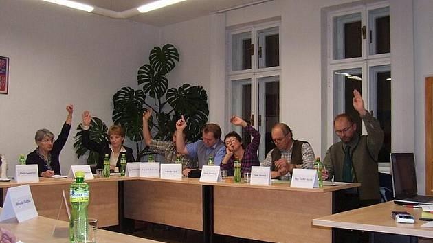 Novým starostou Vikýřovic byl zvolen Václav Mazánek