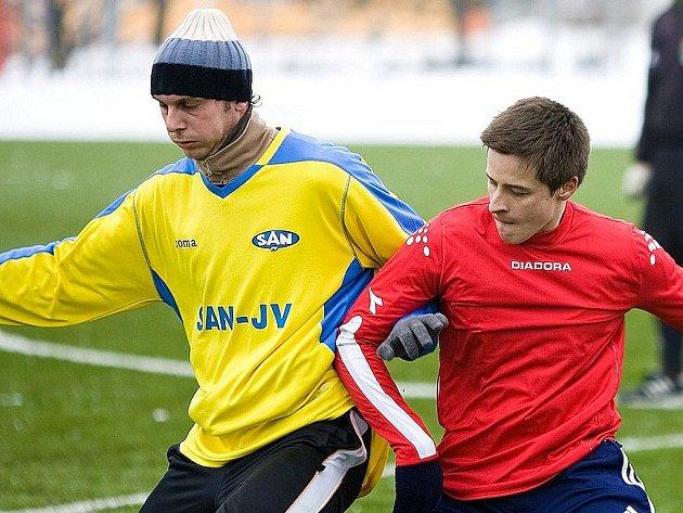 Martin Novák (vlevo)