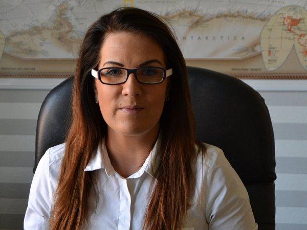 Karolína Završanová, vedoucí CK Ancora