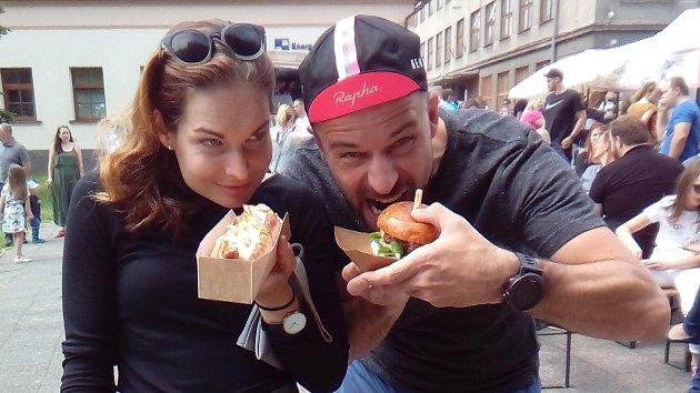 Food festival v Zábřehu 2018