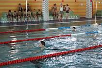 V mezinárodní soutěži měst reprezentovalo Zábřeh 441 plavců, především žáků místních škol