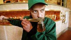 Redaktor Deníku vařil pivo v Pivovaru Holba v Hanušovicích.