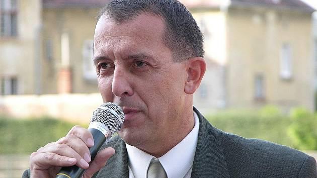 Šumperský starosta Zdeněk Brož