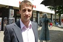 Předseda Sdružení cestovního ruchu Jeseníky Jakub Kulíšek